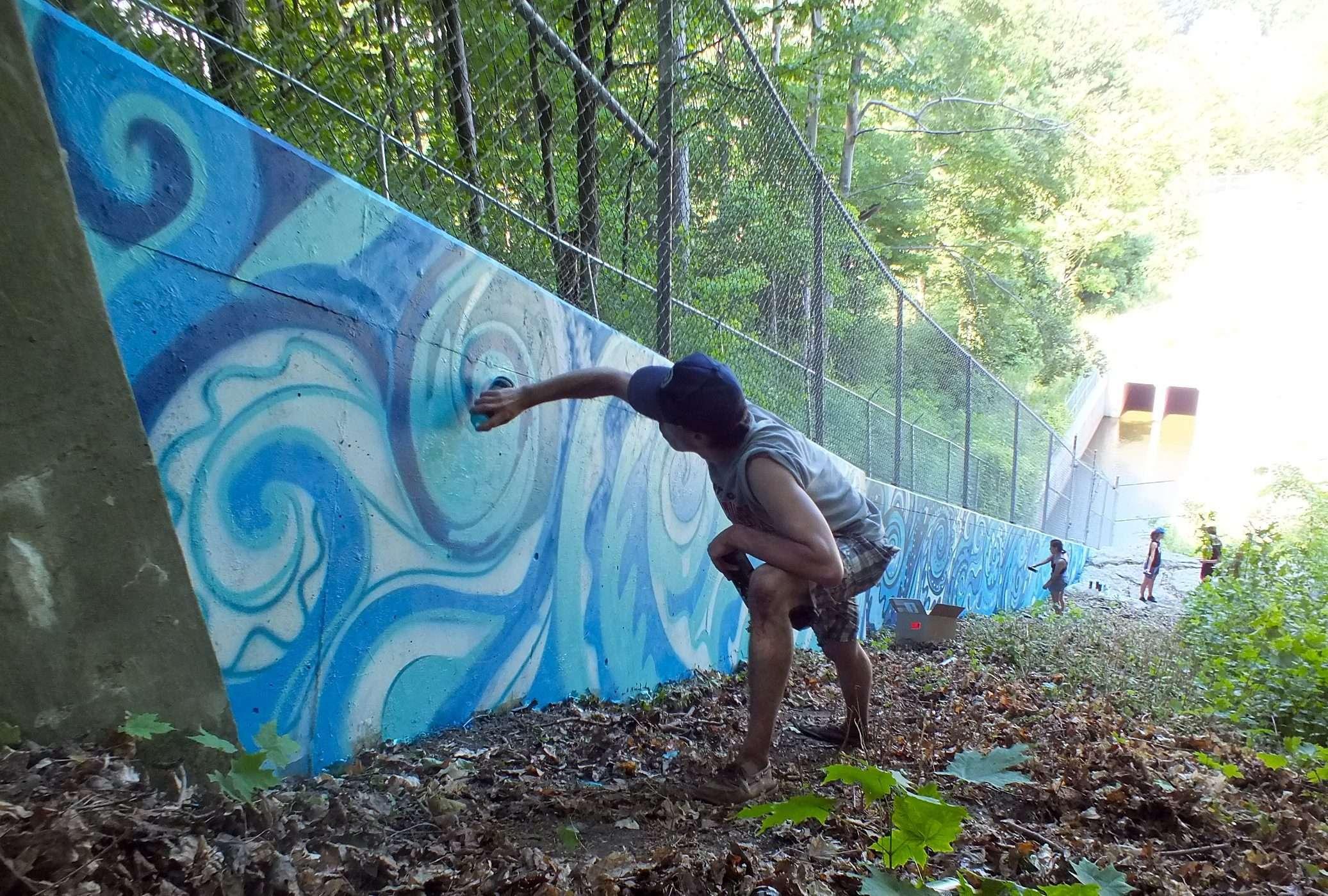 Naturescapes youth paints