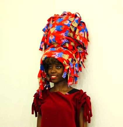 tall hat girl
