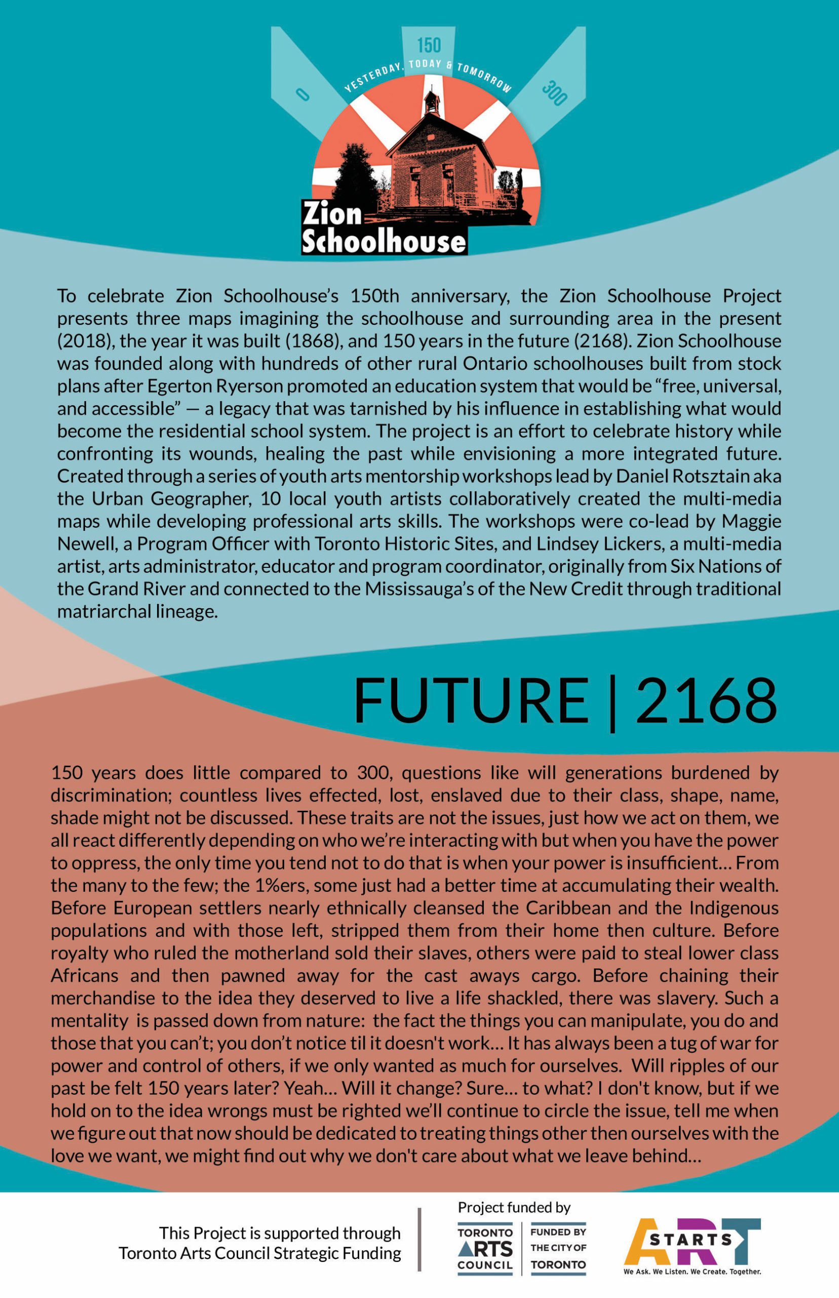 Back Future Card