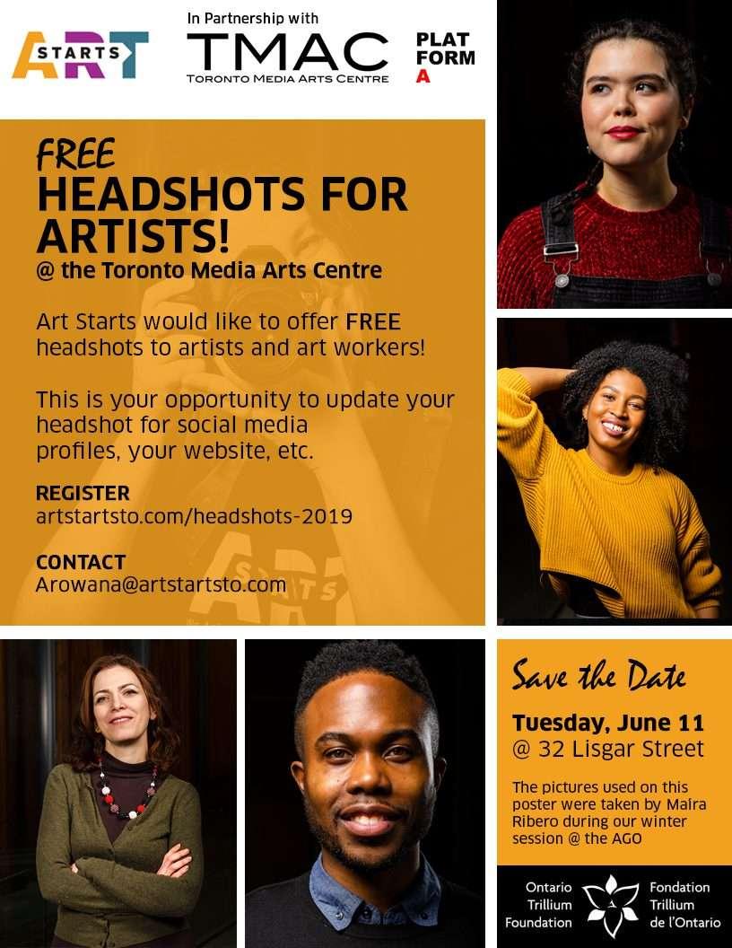 Headshots Spring 2019