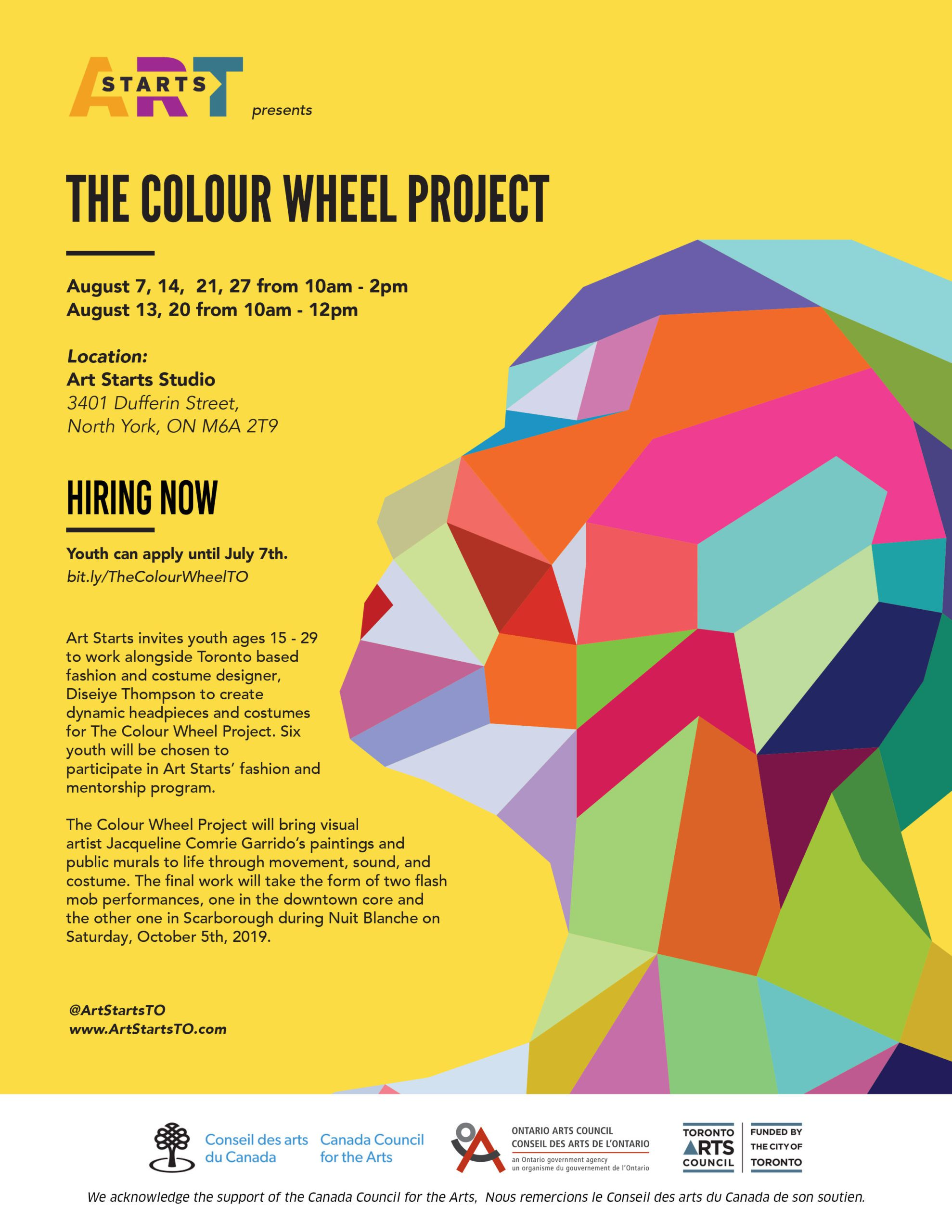 #TheColourWheelProject_Poster 12