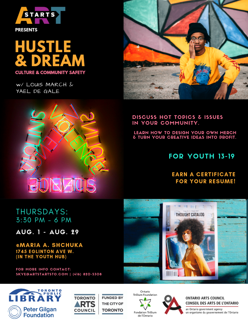 HUSTLE & DREAM