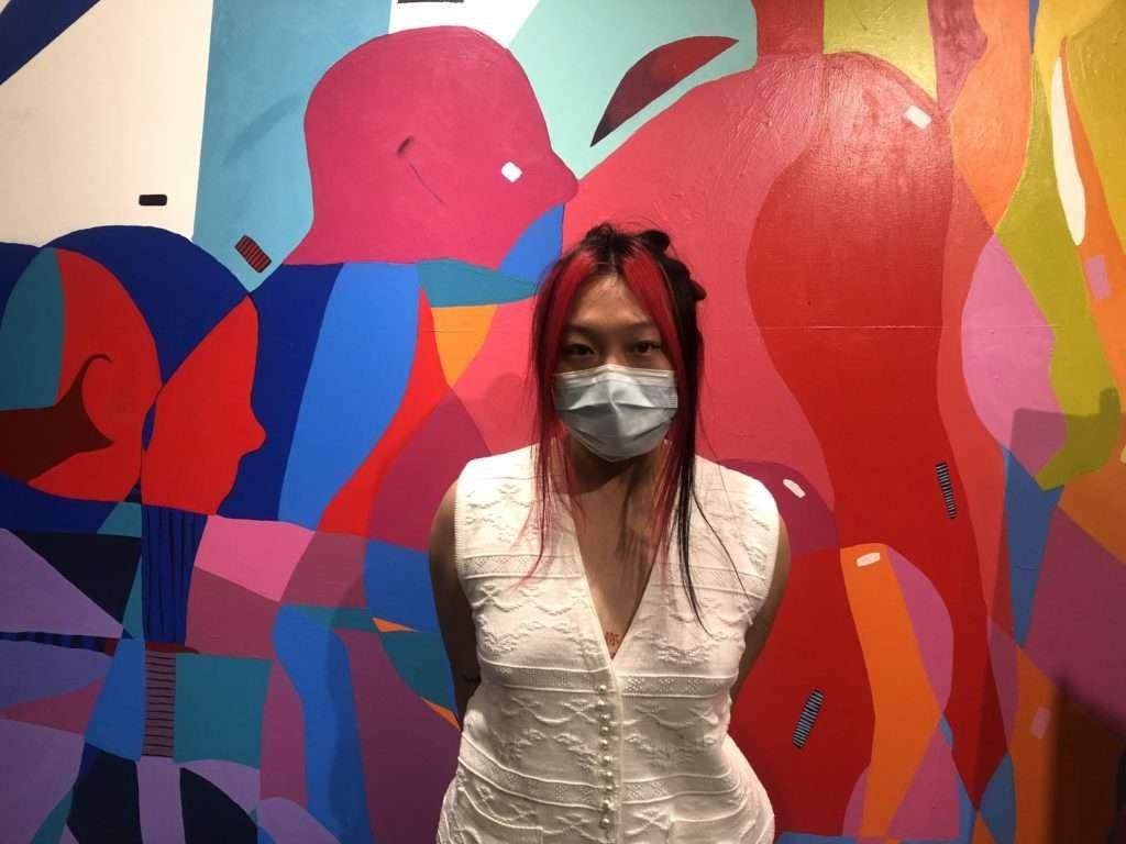 Youth artist, Tian Tang