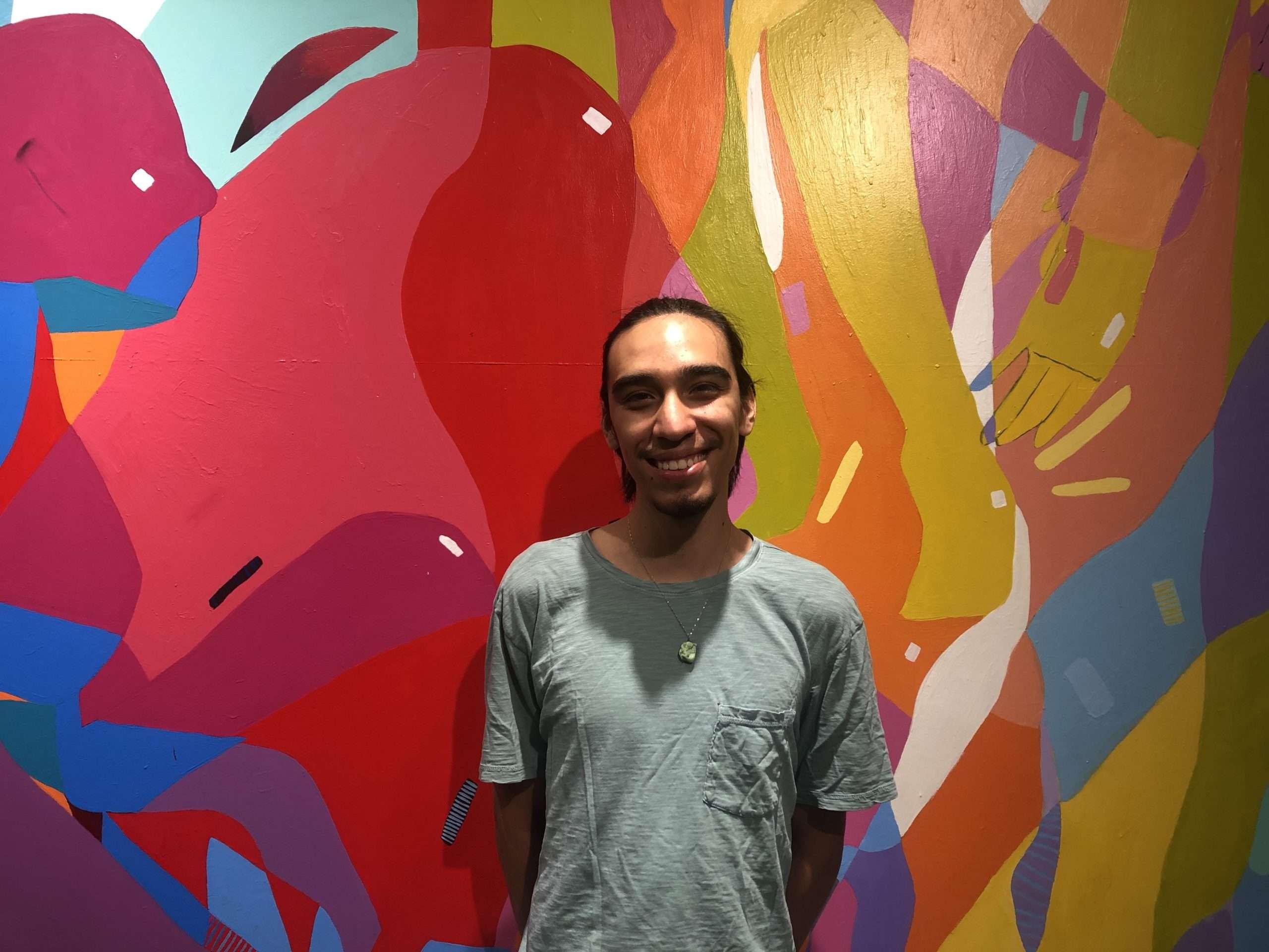 Youth Artist, Tomás Gatica