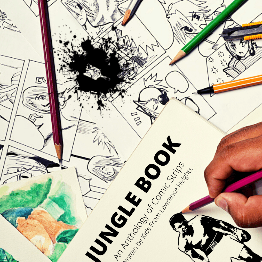 Jungle Book 1 – Mia-Skye Sagara